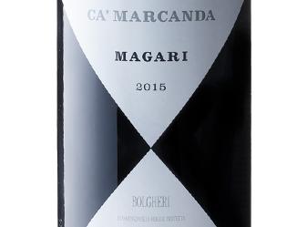 2015 Ca' Marcanda Magari Rosso