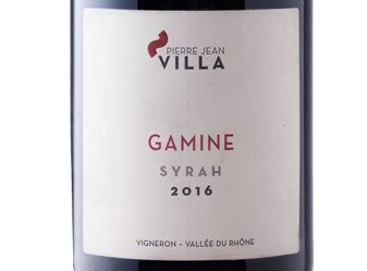 """2016 Dom Pierre Jean Villa """"Gamine"""""""
