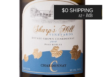2010 Sharp's Hill Estate Chardonnay