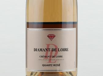 Diamant de Loire Quartz Rosé