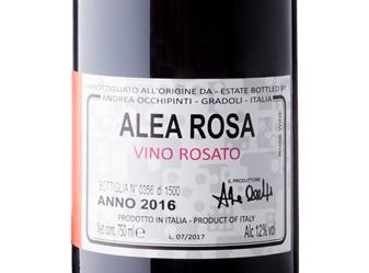 2016 Andrea Occhipinti Alea Rosa