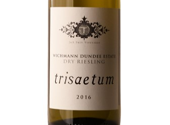 2016 Trisaetum Estate Riesling