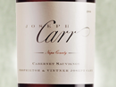 2012 Joseph Carr Cabernet Sauvignon