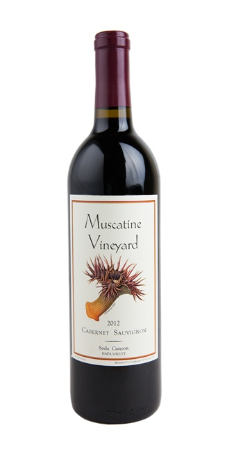 2012 Muscatine Cabernet Sauvignon