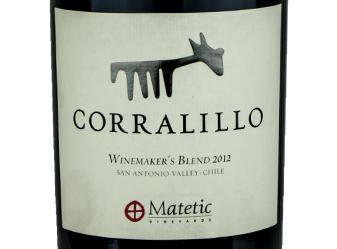 2012 Matetic Corralillo Winemaker's