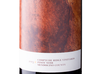 2013 Comptche Ridge Pinot Noir