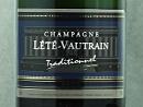 NV Champagne Lété-Vautrain Brut