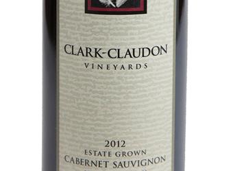 2012 Clark-Claudon Cabernet Sauvignon