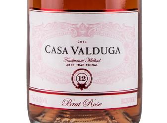 2014 Casa Valduga Brut Rosé