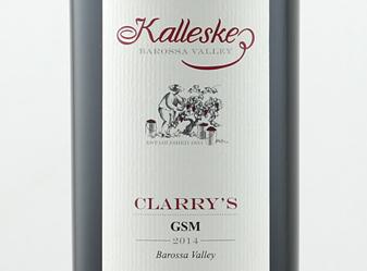 2014 Kalleske Clarry's GSM