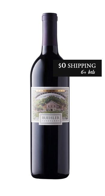 2015 Buehler Vineyards Zinfandel