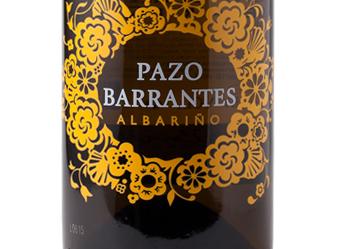 2015 Pazo Barrantes Albarino