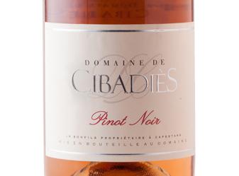 2015 Domaine de Cibadies Pinot Rosé