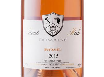 2015 Domaine Saint Roch Rosé