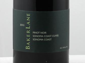 2013 Baker Lane Pinot Noir