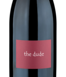 2018 the dude Pinot Noir