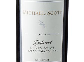 2013 Michael-Scott Zinfandel