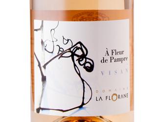 2015 La Florane Visan Rosé