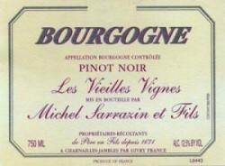 2017 Michel Sarrazin Bourgogne Rouge