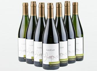2013 Los Clop Chardonnay Case Deal