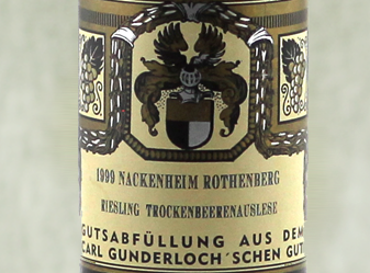 1999 Gunderloch Nackenheim TBA *375ml