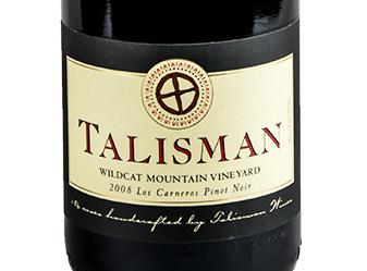 2008 Talisman Wildcat Mtn Pinot Noir