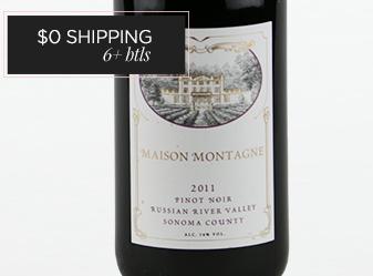 2011 Maison Montagne Pinot Noir