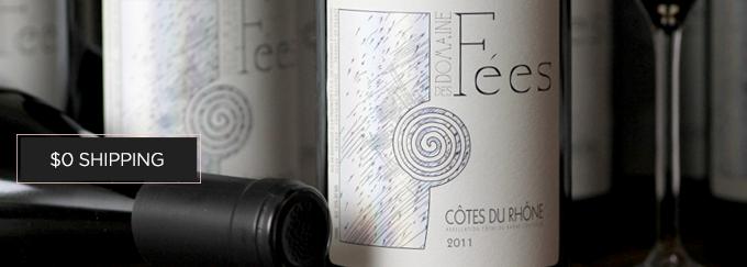 2011 Domaine des Fées Côtes du Rhône