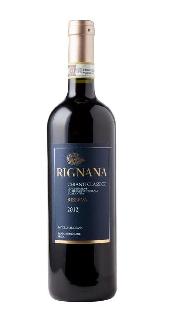 2012 Rignana Chianti Classico Riserva