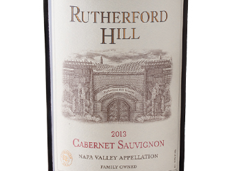 2013 Rutherford Hill Cabernet Sauv