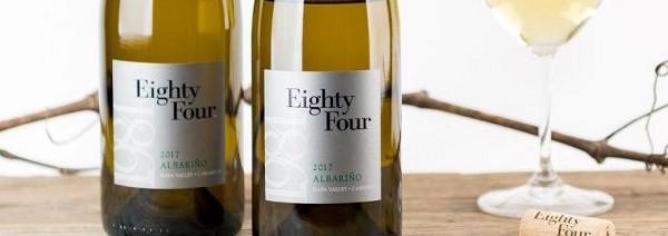 2017 Eighty Four Albariño