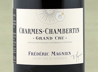 2011 F. Magnien Charmes Chambertin