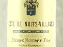 2010 Pierre Bouree Fils Cote De Nuits