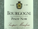 2011 Prosper Maufoux Pinot Noir