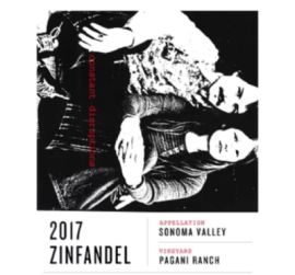 2017 Shane Wine Cellars Zinfandel
