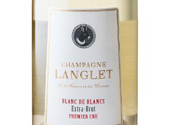 NV Langlet Champagne Blanc de Blancs