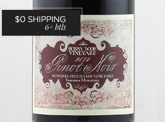 2014 Bonny Doon Pinot Noir