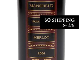 2006 Mansfield Merlot