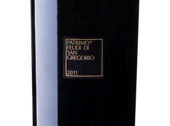 2011 Feudi di San Gregorio Patrimo