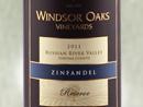 2011 Windsor Oaks Reserve Zinfandel