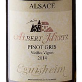 2014 Albert Hertz Pinot Gris