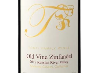 2012 Tonti Old Vine Zinfandel