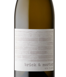 2018 Brick & Mortar Vin Clair
