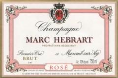 NV Marc Hebrart Rosé