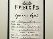 2010 Le Vieux Pin Equinoxe Syrah