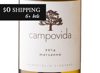 2014 Campovida Marsanne Bonofiglio