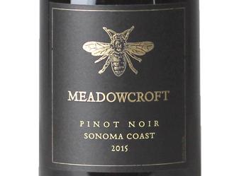 2015 Meadowcroft Pinot Noir