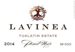 2014 Lavinea Tualatin Estate