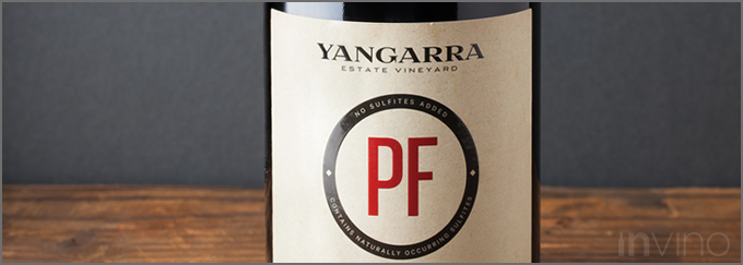 2017 Yangarra Estate PF Shiraz