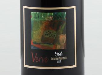 2008 Aubin Cellars VERVE Syrah